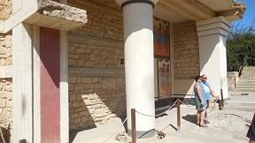 Knossos, Crete, Kreta