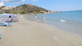 Almiros Beach, Crete, Kreta