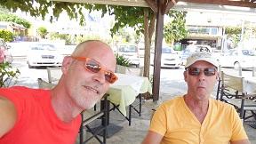 Faedra Taverna Ammoudara Amoudara Beach, Crete, Kreta