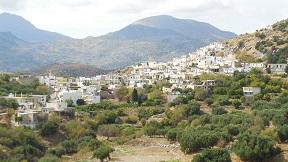 Agios Stefanos, Crete, Kreta.