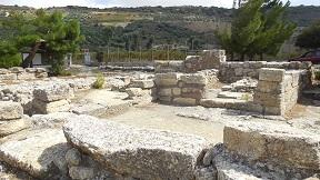 Vathypetro, Kreta, Crete