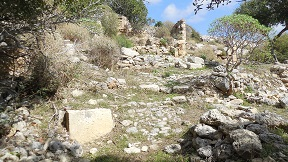 Ancient Rokka, Crete, Kreta