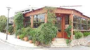 Taverna Onicimoc in Peza, Kreta, Crete