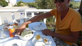 Kostas Taverne, Xerokampos, Crete, Kreta