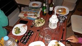 Porto Rino Pizzeria Restaurant in Elounda, Crete, Kreta