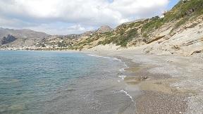 Tsoutsouros beach, Crete, Kreta.