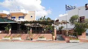 Zorba's - Tsoutsouros beach, Crete, Kreta.