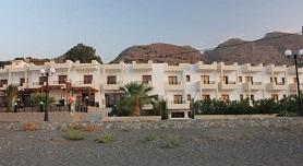 Triton Hotel Tsoutsouros beach, Crete, Kreta.