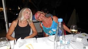 Elia restaurant Almyrida, Crete, Kreta