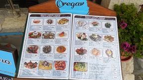 Taverna Oregano in Agia Pelagia, Crete, Kreta