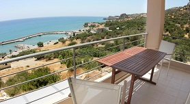 Portela Apartments, Kastri beach, Crete