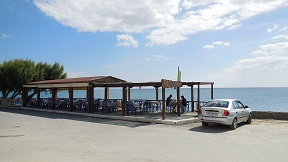 Keratokampos beach, Crete