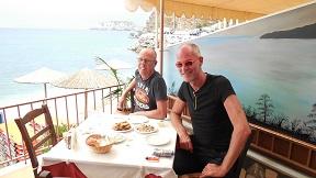 Mouragio Taverna in Agia Pelagia, Crete, Kreta