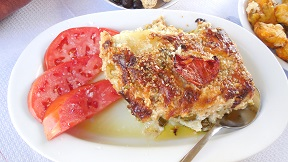 Deliana, To Faragi Taverna, Kreta, Crete.