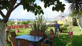 Vassilis Taverna - Falassarna, Kreta, Crete.
