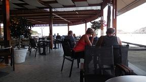 Piatsa Cocktail Bar in Agia Pelagia, Crete, Kreta