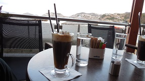Piatsa Cocktail Bare in Agia Pelagia, Crete, Kreta