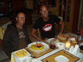 Taverna Irini in Agia Pelagia, Crete, Kreta