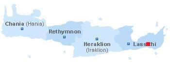 map Agios Stefanos