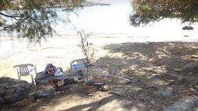Tersanas beach, Crete, Kreta
