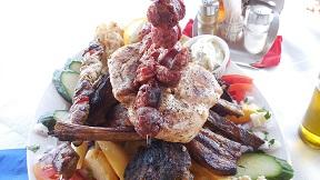 Tersanas Taverna, Tersanas beach, Crete, Kreta