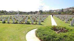 Souda War Cemetery, Crete, Kreta