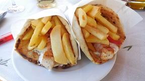 Grillhouse Makis, Makrigialos, Crete, Kreta
