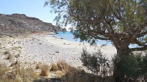 Xerokampos Mazida beach, Crete, Kreta