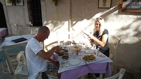 Agadiko Taverna in Kritsa, Crete, Kreta