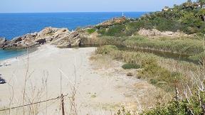 Geropotamos beach, Crete, Kreta