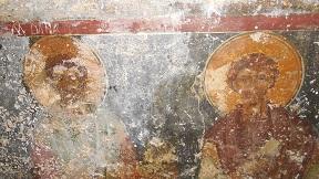 Panagia Spilia, Crete, Kreta
