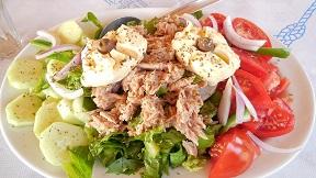 Zefyros Taverna Chrissoskalastissa, Crete, Kreta