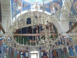 Gouvernetou monastery, Akrotiri, Crete.
