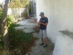 My house in Crete, mijn huis op Kreta
