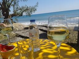 Coukos Island Cafe Snackbar Creperie - Analipsi, Makrigialos, Lasithi, Crete, Kreta