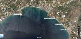 Diaskari Taverna, Diaskari beach - Analipsi, Makrigialos, Lasithi, Crete, Kreta
