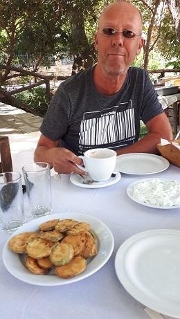 El Greco taverna, Fodele, Kreta, Crete
