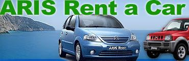 Lefkas car rental