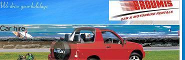 Lefkas car rental
