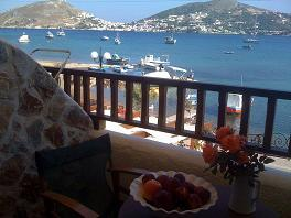 Leros, Atlazia Apartments