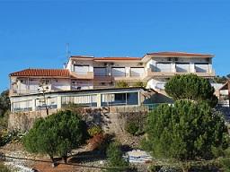 Blue Bay Hotel, Charamida Beach Lesbos