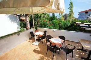 9 Musses Studios, Skala Mistegnon Beach Lesbos