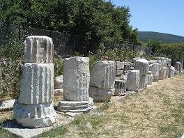 Messa Temple, Agias Paraskevi Lesbos