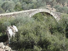 Kremasti Bridge, Agias Paraskevi Lesbos