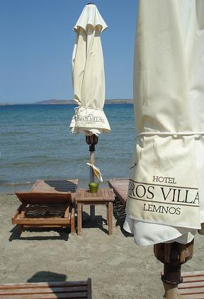 Hotel Varos Village, Limnos, Lemnos, Griekenland, Greece