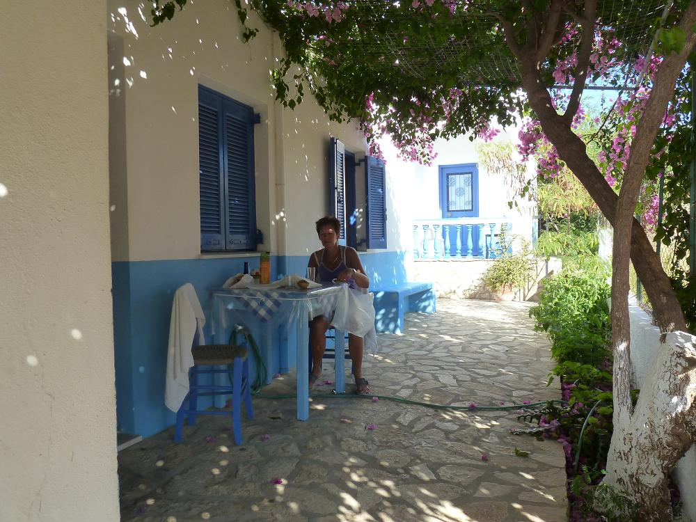 elena village kalymnos