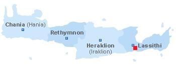 Map of Kentri