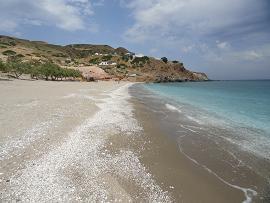 Milos, Agia Kyriaki Beach Beach