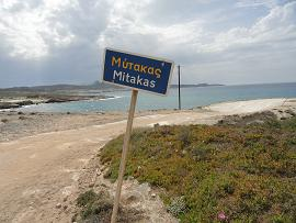Milos beaches, Milos stranden