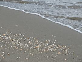 Milos Paliochori Beach
